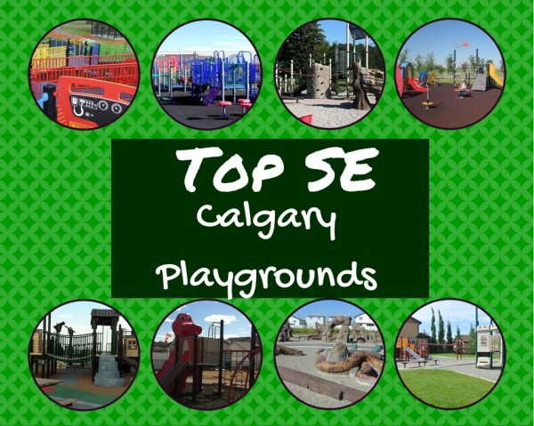 best SE calgary playgrounds