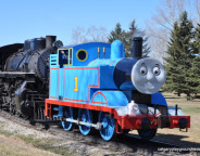 Thomas at Heritage Park