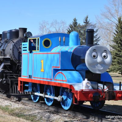 Day Out with Thomas At Heritage Park 2014 – (Giveaway is now closed)