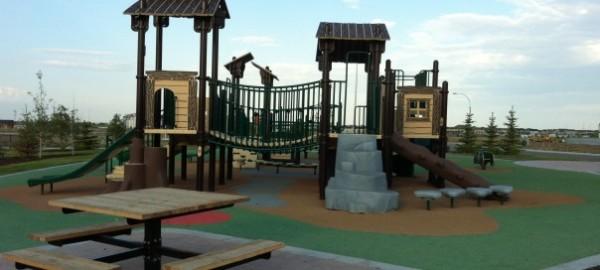 new brighton treehouse playground