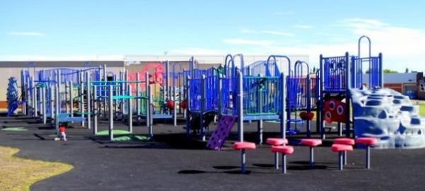 st sebastian school playground