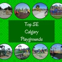 top SE Calgary Playgrounds
