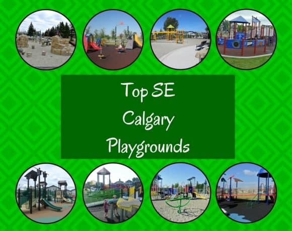 top SE Calgary Playgrounds