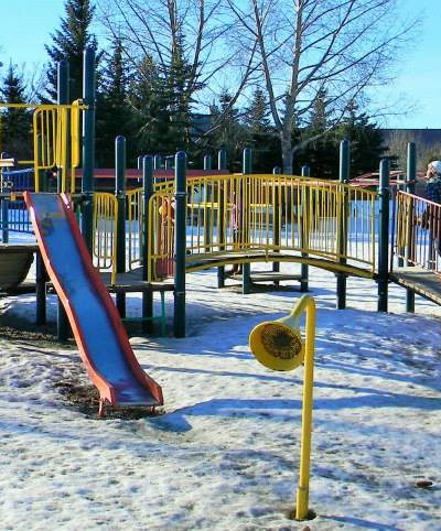 West Dalhousie School Playground Project – Coming September 2015!