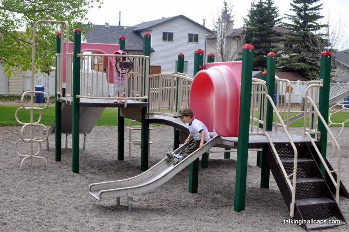 Scenic Acres Playground