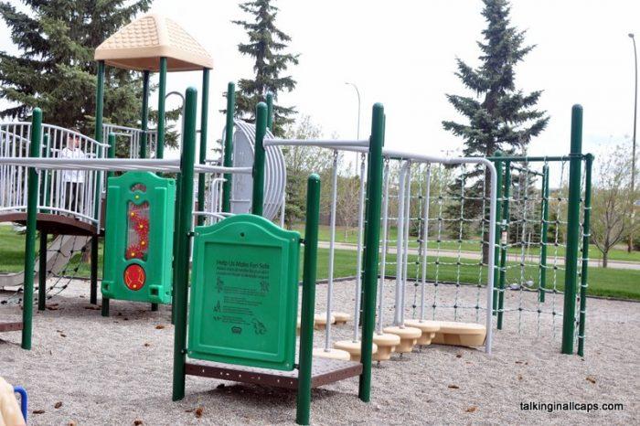 Scenic Cove Park Playground