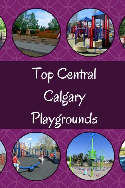 Best Central Calgary Playgrounds