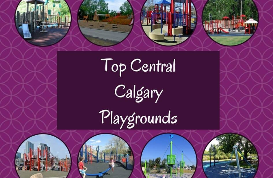 top Central Calgary Playgrounds