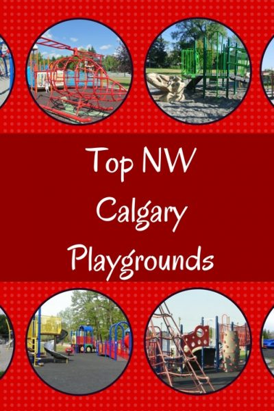 Best North West Calgary Playgrounds