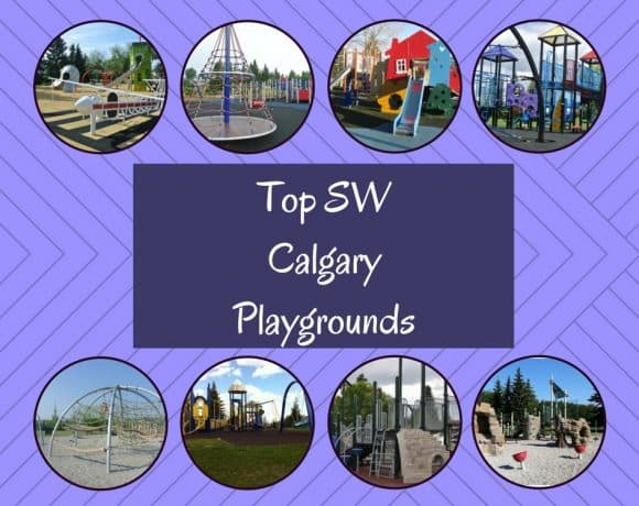 top SW Calgary Playgrounds