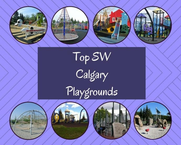 Best South West Calgary Playgrounds