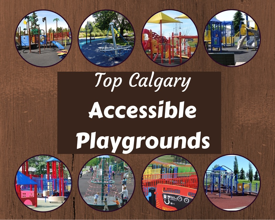 Best Calgary Accessible Playgrounds