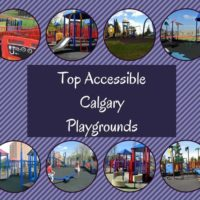 top Accessible Calgary Playgrounds