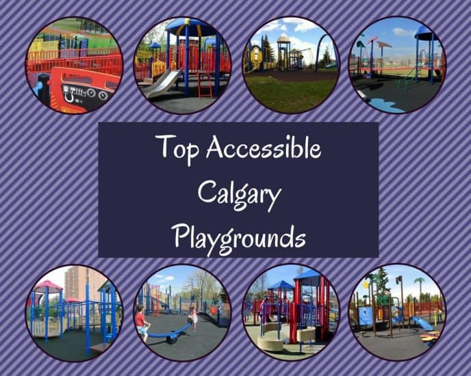 Calgary's Best Accessible Playgrounds