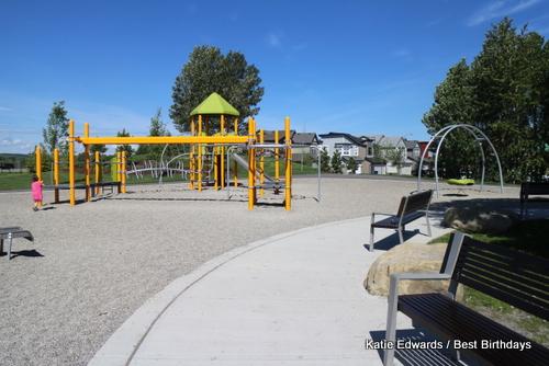 Calgary's Best Playgrounds 2015 - Walden Playground