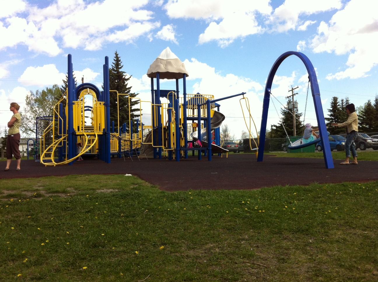 Spruce Cliff Playground