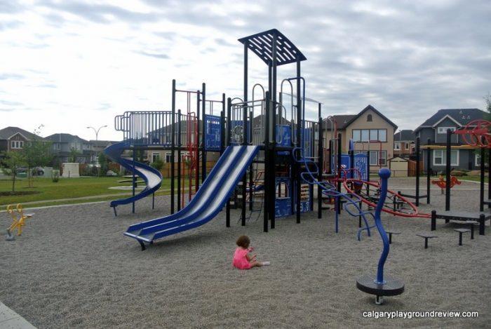 Tuscany Estates Playground - Calgary, AB - calgaryplaygroundreview.com