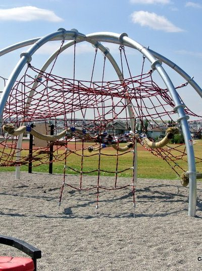 Nose Creek Middle School Playground