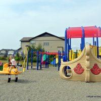 Sage Hill Pirate Ship Playground