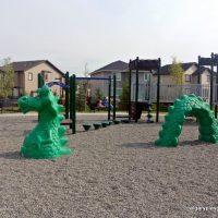 Nolan Hill Castle Playground