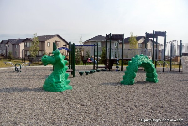Nolan Hill Castle Playground
