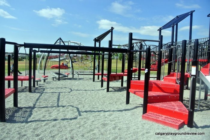 Nose Creek Middle School Playground - calgaryplaygroundreiview.com
