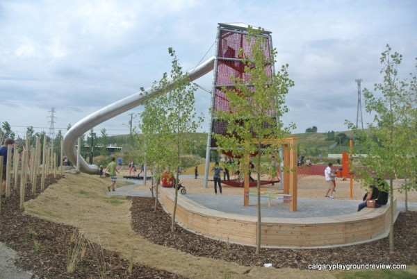 Telus Spark – Calgary Science Centre – Brainasium – Outdoor Park