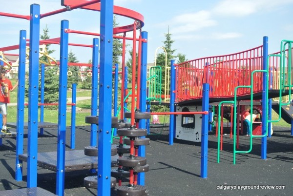 Panorama Hills School Playground