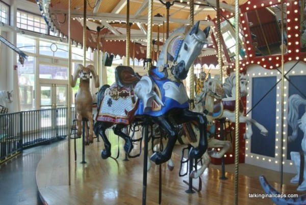 Great Northern Carousel Review – Helena, Montana