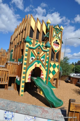 Dragon Hollow Playground Missoula Montana