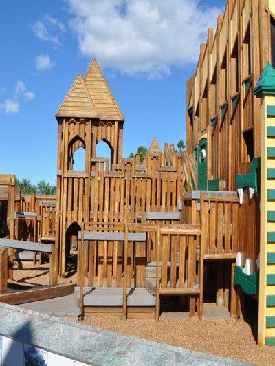 Dragon Hollow Playground – Missoula, Montana