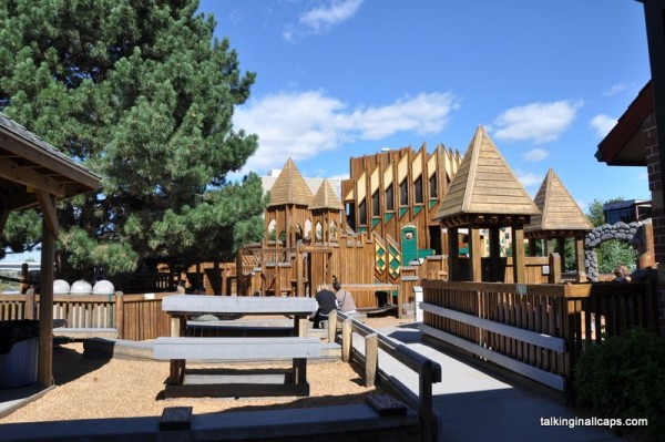 Dragons Hollow Playground - Missoula, Montana