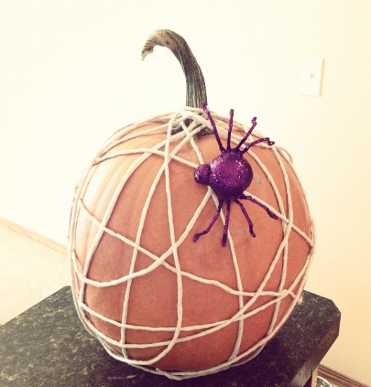 Simple Carve Free Pumpkin