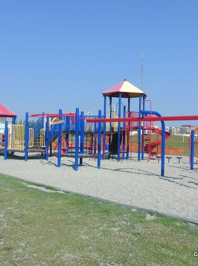 St. Joan of Arc School Playground