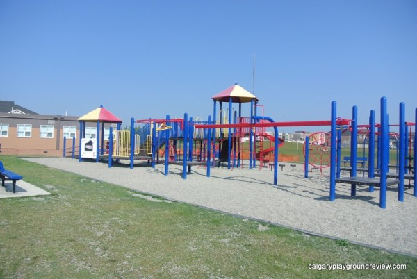 St. Joan of Arc School Playground