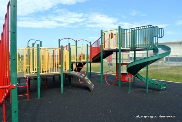 Belfast School Playground