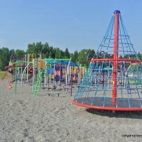 Collingwood School Playground
