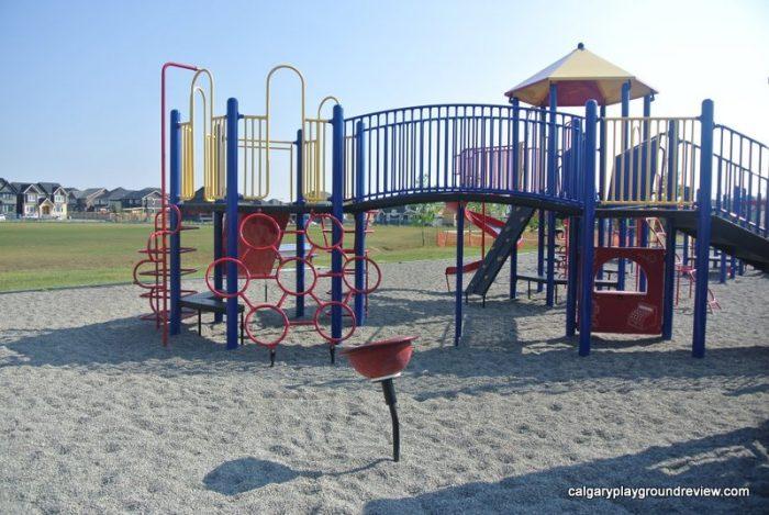 Joan of Arc School Playground - calgaryplaygroundreview.com