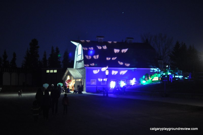 Ghouls' Night Out - Heritage Park Review - calgaryplaygroundreview.com