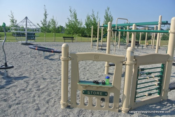 West Springs School Playground - calgaryplaygroundreview.com