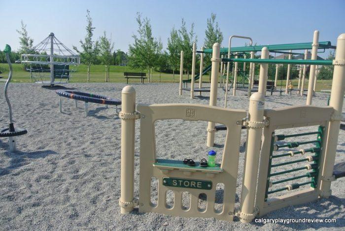 West Springs School Playground - calgaryplaygroundreview.com