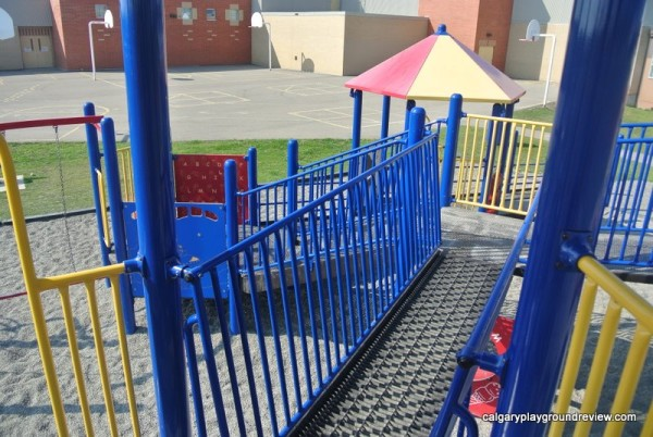 Joan of Arc School Playground - calgaryplaygroundreview.com