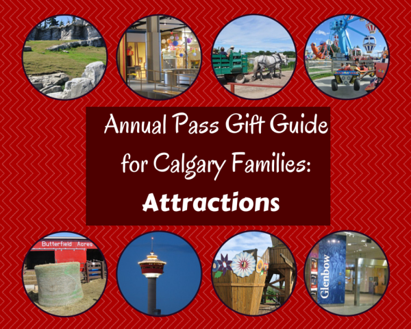 Annual Pass Christmas Gift Guide for Calgary Families – Calgary Attractions