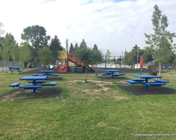 Belfast School Playground
