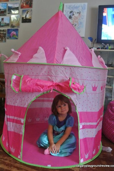 Mastermind Toys  Royal Princess Play Tent Review and $100 Gift Card Giveaway!