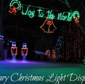 Calgary Christmas Light Displays 2014