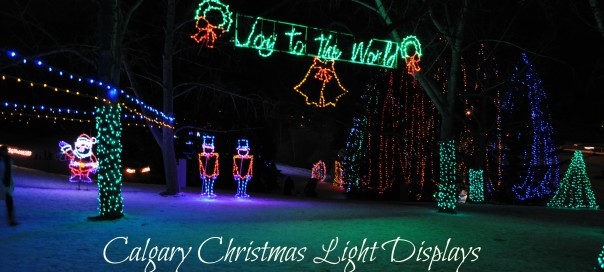 Calgary Christmas Light Displays - 2014 - calgaryplaygroundreview.com