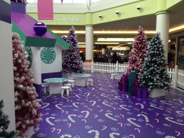 Santa at the Malls - Calgary, AB