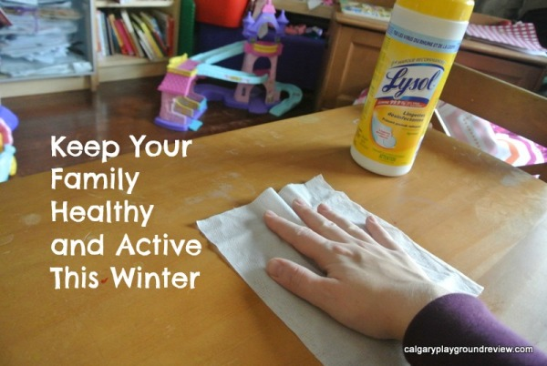 10 Tips for Keeping Your Kids Healthy and Active This Cold and Flu Season