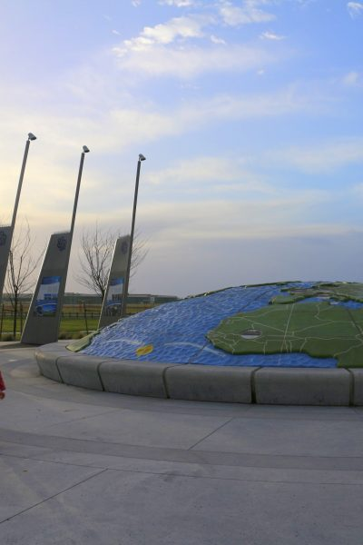 Larry Berg Flight Path Park – Richmond, BC
